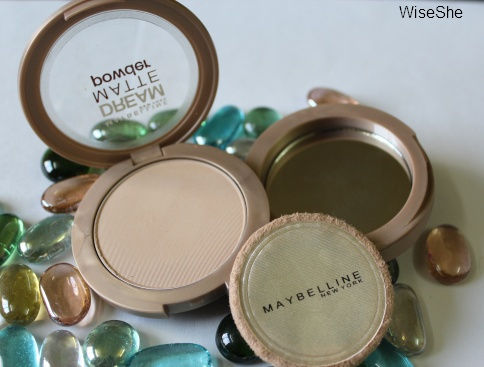 Maybelline dream matte powder review + maybelline dream compact