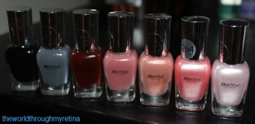 beyu nailpolish