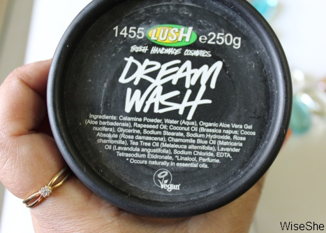 Lush-Dreamwash-smoothie-review+-lush-cosmetic-review