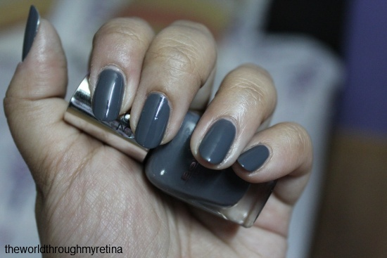 beyu 322 grey nail