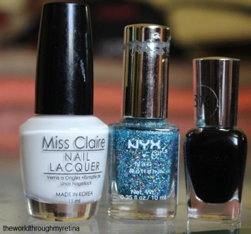 Nail polish + nail art