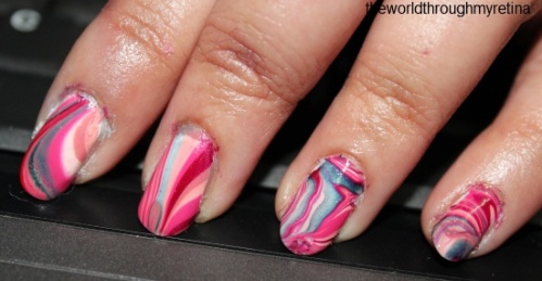 water marbling made easy